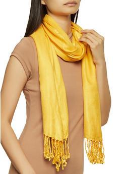 Gold Pashmina Scarf - 1132051441858