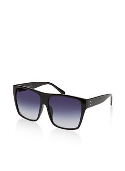 Plastic Square Sunglasses - 1133004260058