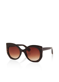 Plastic Cat Eye Sunglasses | 1134004260540 - 1134004260540