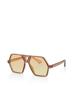 Geometric Sunglasses - 1134073210650
