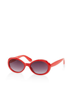Oval Sunglasses | 1134073212100 - 1134073212100