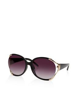 Plastic Open Side Sunglasses - 1134073212800