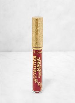 Wine Glitter Magic Shimmer Lip Color - 1137070320898