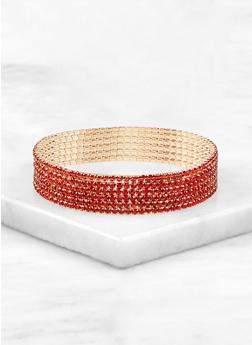 Rhinestone Stretch Bracelets | 1138018438582 - 1138018438582