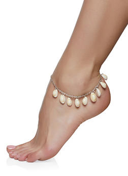 Shell Anklet Trio - 1138035154388