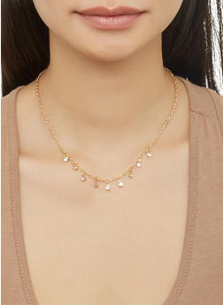 Set of 5 Necklaces - 1138035157533