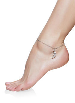 Hot Tamale Anklet Trio - 1138057691772