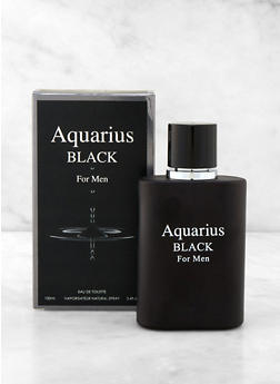 Aquarius Black Cologne For Men - 1139073834450