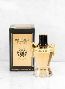Invincible Gold Cologne - 1139073836111
