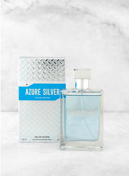 Azure Silver Mens Cologne - 1139073836441