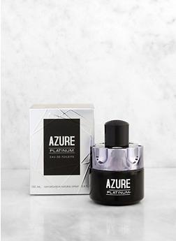 Azure Platinum Cologne - 1139073836447