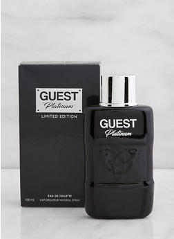 Guest Platinum Limited Edition Cologne - 1139073837433