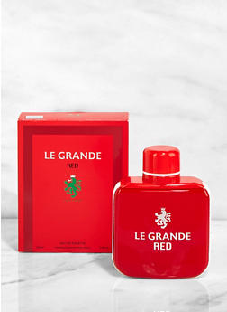 Le Grande Red Cologne For Men - 1139073837441