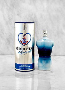 G for Men Romance Cologne - 1139073839911