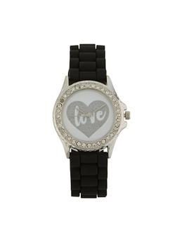 Love Glitter Watch - 1140007008887