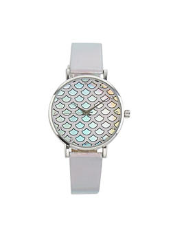 Holographic Mermaid Watch - 1140007008891