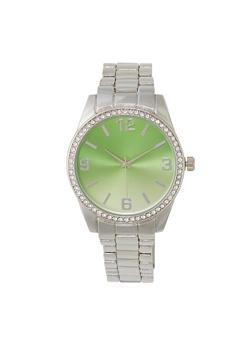 Ombre Face Metallic Watch - 1140048993225