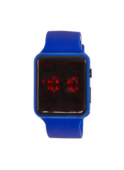 Square LED Watch - 1140071430519