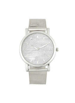 Metal Mesh Strap Watch | 1140071438118 - 1140071438118