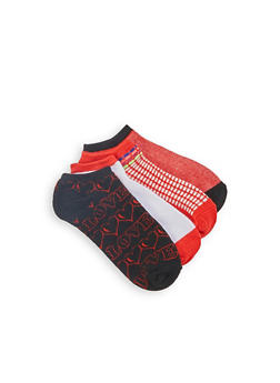 Love Graphic Assorted Ankle Socks - 1143041458888