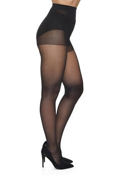 Solid Footed Tights - 1150041459880
