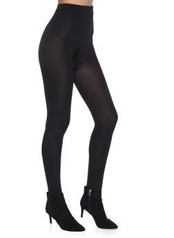 Fleece Lined Tights - 1150068068850