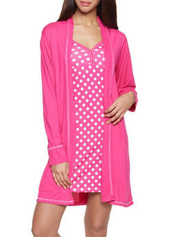 Dream Robe and Chemise Set - 1152069000560