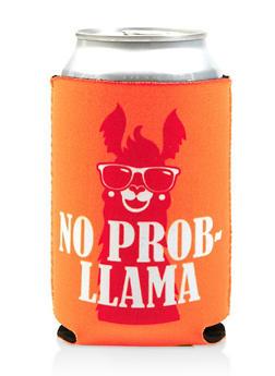No Prob Llama Drink Sleeve - 1163033900679