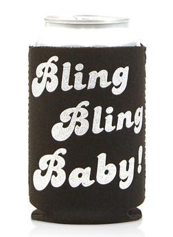 Bling Bling Baby Drink Sleeve - 1163033900687