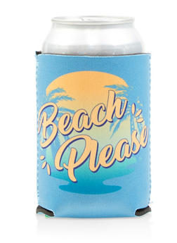 Beach Please Drink Sleeve - 1163033900693