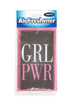 Grl Power Air Freshener   Pineapple - 1163033900721