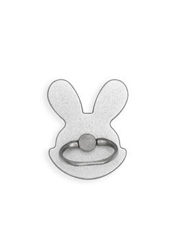 Metallic Bunny Phone Ring Stand - 1163066415234