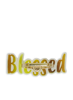 Blessed Phone Ring Stand - 1163066415997