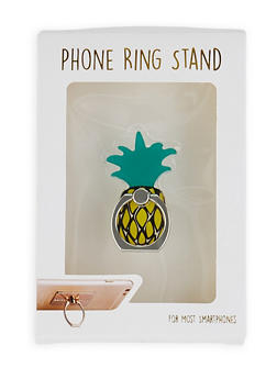 Pineapple Phone Ring Stand - 1163066416158
