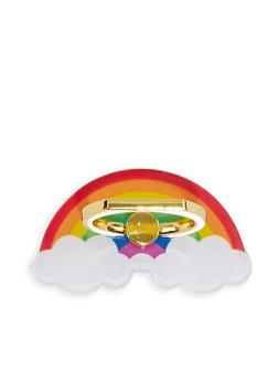 Rainbow Phone Ring Stand - 1163066416270