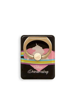 Rainbow Dreaming Phone Ring Stand - 1163066417356