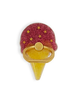 Glitter Ice Cream Phone Ring Stand - 1163066419965