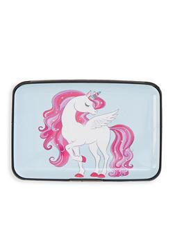 Unicorn Accordion Card Wallet - 1163067449218