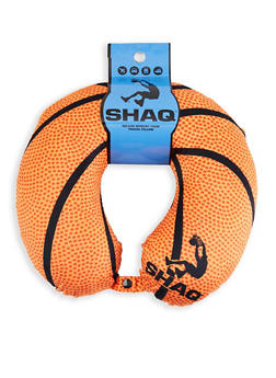 Shaq Basketball Memory Foam Travel Pillow - 1163075450003