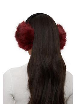 Faux Fur Earmuffs - 1183067444818