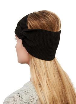 Wide Knit Head Wrap - 1183067444944