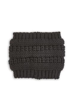 Knit Head Wrap - 1183071210048