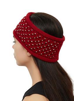 Studded Head Wrap - 1183071210066