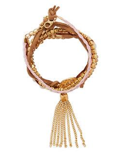 Set of 5 Bracelets - 1194035157539