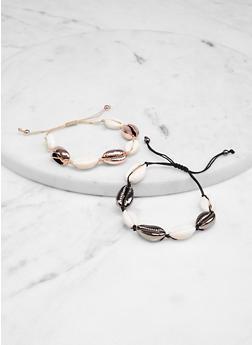 Shell Bracelets - 1194071216727