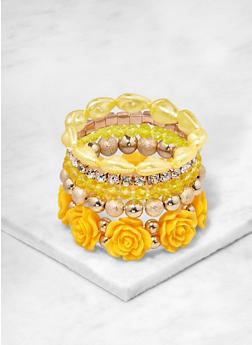 Beaded Stretch Bracelets | 1194073843907 - 1194073843907