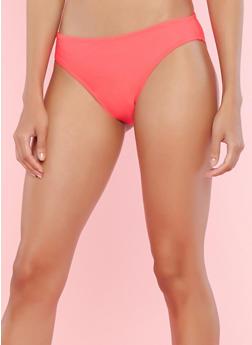 Solid Bikini Bottom - 1201074125021