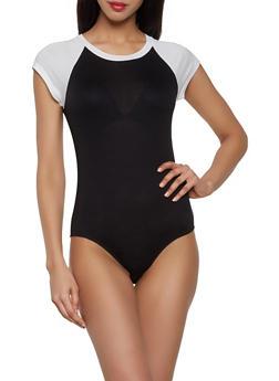 Raglan Bodysuit - 1307054261094
