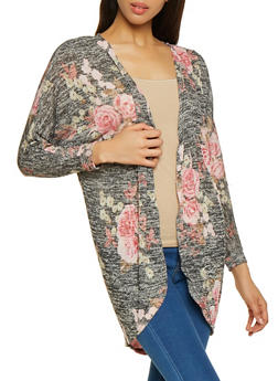 Open Front Womens Cardigans