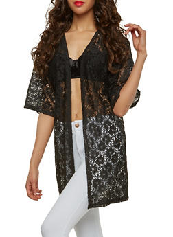 Lace Duster - 1308058750320